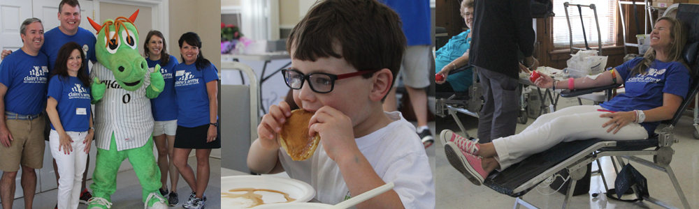 Pancake Breakfast and Blood Drive – Saturday June 13, 2015