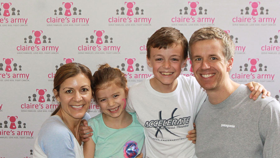 2018 Claire's Army Pancake Breakfast and Blood Drive